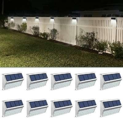 Post Solar Lamps Waterproof Step Lighting