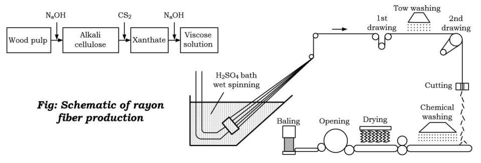 Viscose Manufacturing Process