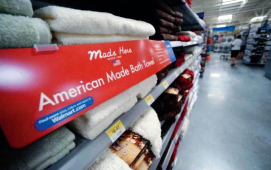 Walmart Invests in US Textile manufacturing | Denim Innovation