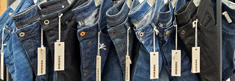 0e0ff43c The history of Diesel Jeans | Denim Innovation