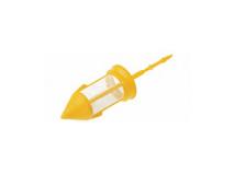 Gele wegwerpfilter  img