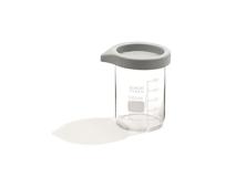 Bekerglas 1000 ml met deksel voor S90H - S130H img
