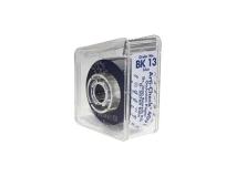 BK-13 op rol 16mm blauw  img