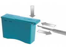 Boîte extracteur de lames de bistouri  img