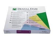 Dental Dam Fiesta medium152x152mm  img