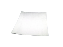 Serviettes en papier blanc 40x40cm 2-pli  img