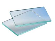 Glasplaat klein glad/glad 95x70mm  img