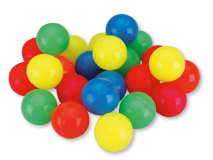 Miratoi® No. 8 Bouncy balls ø 2,5 cm img