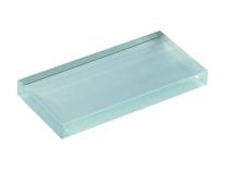 Glasplaat glad/glad 150x75mm  img