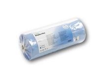 Simplex schort plastiek blauw 77x56cm  img