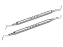 Instrument pour fil rétraction denteléé  img
