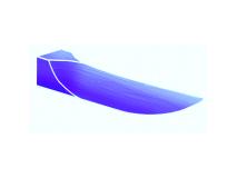 Interdental wiggen blauw 12mm  img
