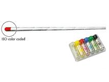 Gekleurde papierpunten .06 ISO 22K-40 img