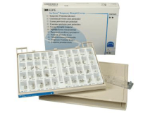 Isoform zilver-tin kronen assortiment kit  img