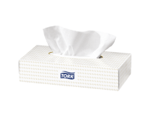 Tork Extra Zachte Facial Tissues Premium F1 (2-laags) img