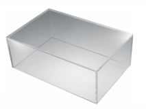 Bur block non-sterilizable plexi D2807 img