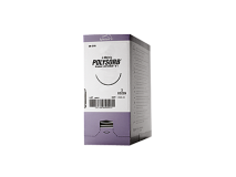 Polysorb fil de suture 3-0 C-13 19mm 75cm  img