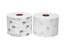 Tork Papier toilette rouleau doux Mid-Size Premium T6 (2 plis) img