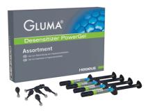 Gluma Desensitizer PowerGel kit seringues  img