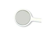 Brillant Anti-Fog white, ø 19 mm img