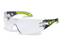 Hager iSpec® Pure Fit Lunettes de protection, noir/vert img