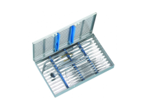 Chirurgie tray voor paradontologie  img
