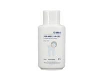 mirafluor-k-gel, strawberry 0,6 % fluor (pour les enfants) img