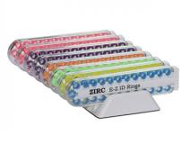 E-Z ID Ringen Assortiment 'Vibrant' - XL img