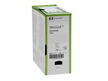Monosof fil de suture 4-0 45cm C-1  img
