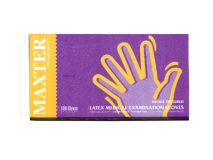 Handschoen latex poedervrij img