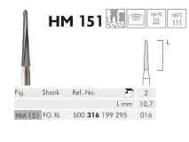 HM 151 chirurgische frees img