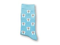 Medsocks vrolijke tandarts sokken maat 35-40 img