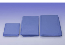 Absorbent  /  liquid proof drape (100 x 150 cm) img