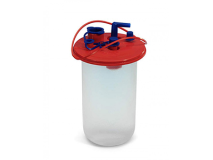 Disposable bag for collecting liquid waste img