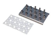 Instrumentenstaander  voor hand-hoekstuk en turbine  img