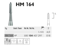 ME HP 164-018 staal botfrees  img