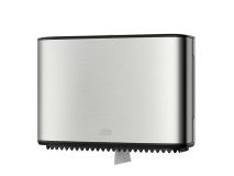 Tork Distributeur pour Papier toilette Mini Jumbo T2 (inox) img
