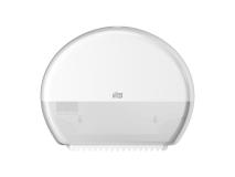 Tork Mini Jumbo Toilet Roll Dispenser T2 (wit) img