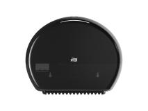 Tork Mini Jumbo Toilet Roll Dispenser T2 (zwart) img