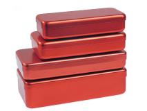 ALUMINIUM BOX RED img