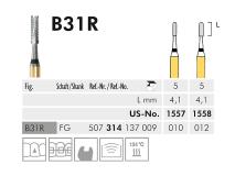 B 31 R Black Cobra hardmetaalboor img