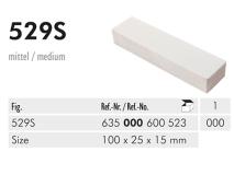 529 S diamantreinigingssteen sintered 100 x 25 x 15 mm img