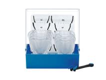 Border-Lock implant afdruklepel bovenkaak assortiment nr 42-49 img