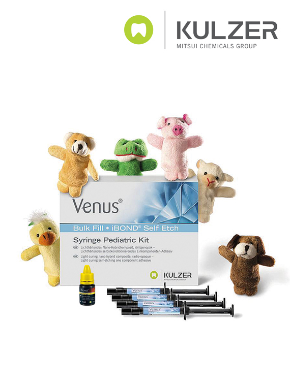 Venus Bulkfill Pediatric Kit img