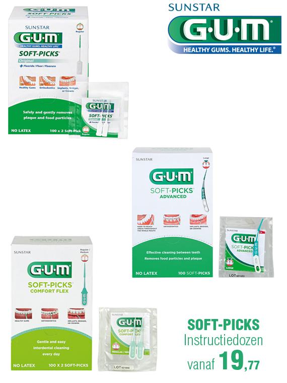 GUM SOFT-PICKS BOXES img