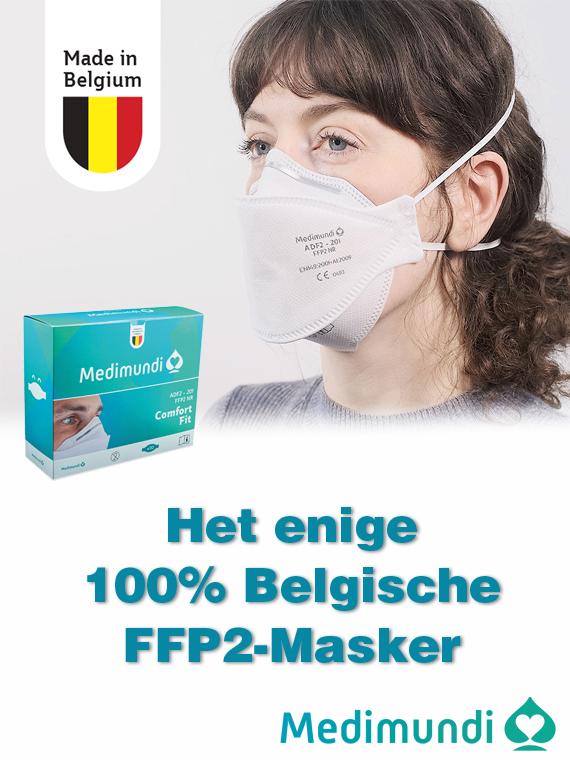 FFP2-masker voor medische professionals img