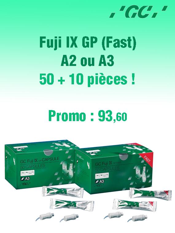 Fuji IX GP (Fast) 50 + 10 img