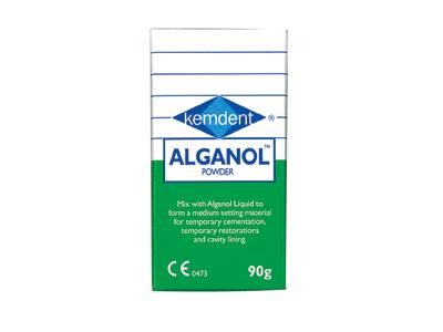 Alganol ZnO.Eugenol poeder 90g LAB160 A07364 img