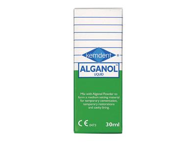 Alganol ZnO.Eugenol vloeistof 30ml LAB161 A07384 img