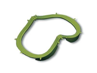 HW Fit rubberdamraam plastiek 355319 A09934 img